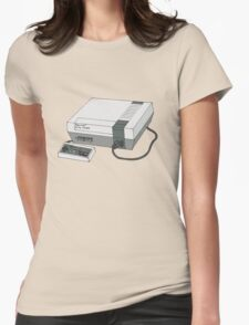 console game Womens Fitted T-Shirt