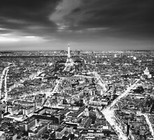 Paris at Night by Vivienne Gucwa