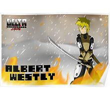 Albert Westly Poster