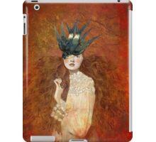 Butterfly Ring  iPad Case/Skin