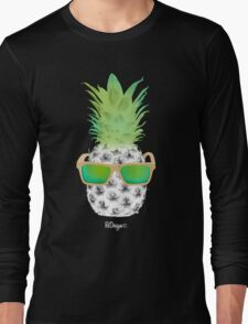 Cool Fruits - Pineapple Long Sleeve T-Shirt
