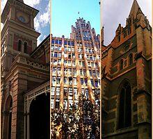 Grand old facade 2 by Tleighsworld