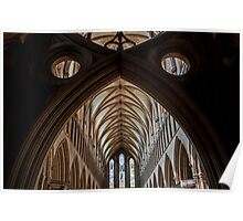 Wells Cathedral 2 Poster