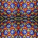 Rainbow Kaleidoscope by KissMyArt
