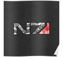 N7 Cats Poster