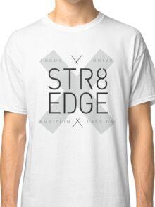STRAIGHT EDGE Classic T-Shirt