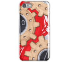 Red Pytoc, Nai Ronoh T'luc Canicula iPhone Case/Skin