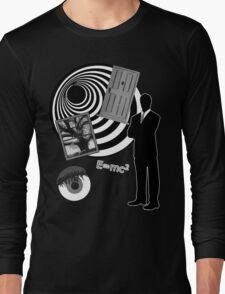 The Scary Door Long Sleeve T-Shirt