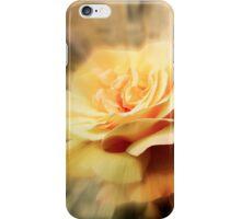Beautiful yellow rose print :3 iPhone Case/Skin