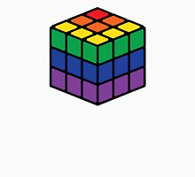 Rainbow Rubix Cube - Style 1 Unisex T-Shirt