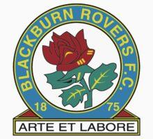 blackburn rovers logo One Piece - Short Sleeve