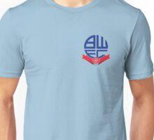 bolton wanderer logo Unisex T-Shirt