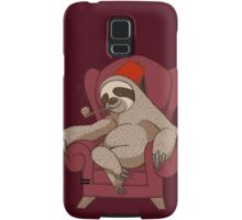 Sophisticated Sloth Samsung Galaxy Case/Skin