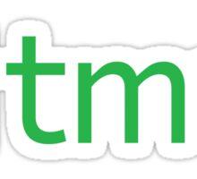 tmux Sticker