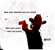 Three Questions... by LittleSister