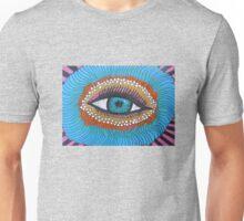 Eye wide open Unisex T-Shirt