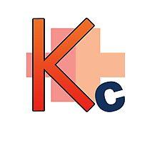 Kakucorp logo of the mighty Kakujo Photographic Print
