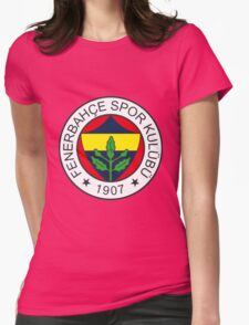 fenerbahce logo Womens Fitted T-Shirt