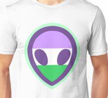 Genderqueer Alien Unisex T-Shirt
