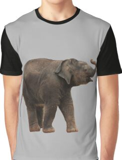 Lucky Baby Elephant tee Graphic T-Shirt