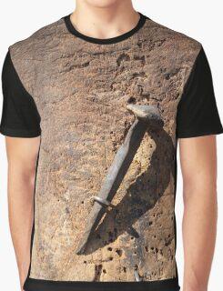 old nail Graphic T-Shirt
