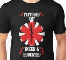 EMT - Inked & Educated Unisex T-Shirt