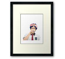 Rei Free! Framed Print