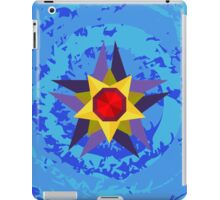 Starmie Vector Artwork iPad Case/Skin