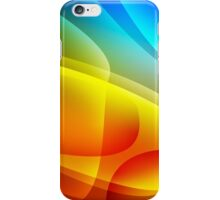 Light Wave iPhone Case/Skin