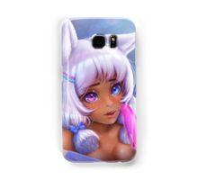 Yukiko - neko girl Samsung Galaxy Case/Skin