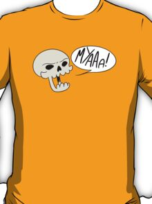 MYAAAA! Skull T-Shirt