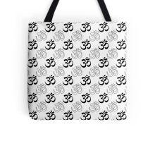 Om, Aum Symbol Tote Bag