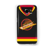 Vancouver Canucks Throwback Jersey Samsung Galaxy Case/Skin
