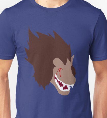 Blutz Wave Ape (Damaged) Unisex T-Shirt