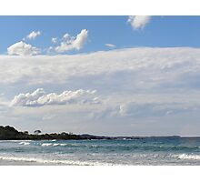 Seascape! 'Minnie Water' N.S.W. North Coast. Aust. Photographic Print
