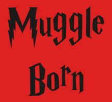 Muggle Born by erhig