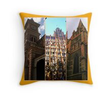 Grand old facade 2 Throw Pillow