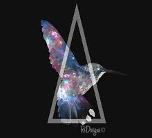 Galaxy Hummingbird Unisex T-Shirt