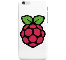 raspberry pi  iPhone Case/Skin