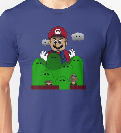 Scourge of Mushroom Kingdom Unisex T-Shirt