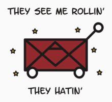 Wagon Swagger by BonniesCosplay