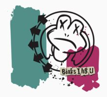 Binks I H8 U by Blair Campbell