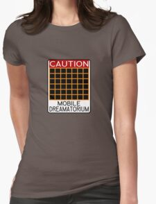 Mobile Dreamatorium Womens Fitted T-Shirt