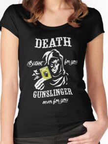 Gunslinger T-shirt Women's Fitted Scoop T-Shirt