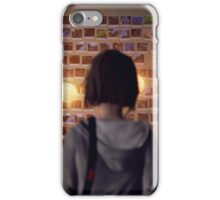 Max Caulfield iPhone Case/Skin
