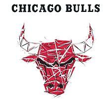 crack logo chicago by hangerneon