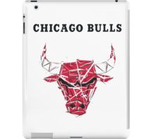 crack logo chicago iPad Case/Skin