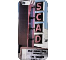 SCAD iPhone Case/Skin