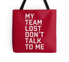 Team Lost Tote Bag