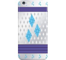 My little Pony - Rarity Cutie Mark V4 iPhone Case/Skin